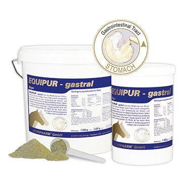 EQUIPUR - gastral schützt die Magenschleimhaut