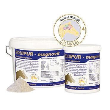 EQUIPUR - magnovit für starke Nerven