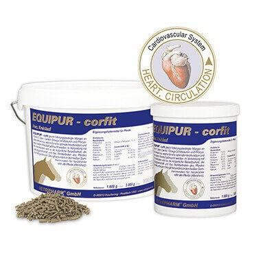 EQUIPUR - corfit stärkt Herz und Kreislauf