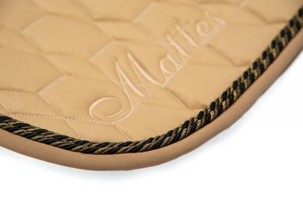 Mattes Kollektion Deluxe 20 Eurofit sand ohne Fell