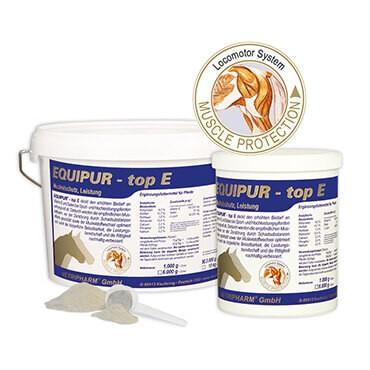 EQUIPUR - top E für den Muskelstoffwechsel