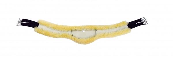 Mattes SLIM-LINE Langgurt Athletico mit abnehmbarem Lammfellbezug