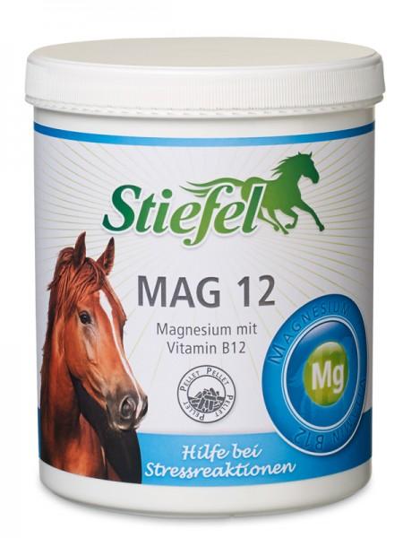 MAG 12 Pulver oder Pellet