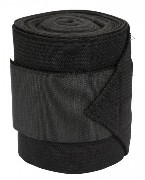 Fleecebandage mit Stretcheinsatz