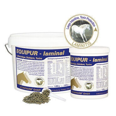 EQUIPUR - laminal für Hufrehe-Pferde