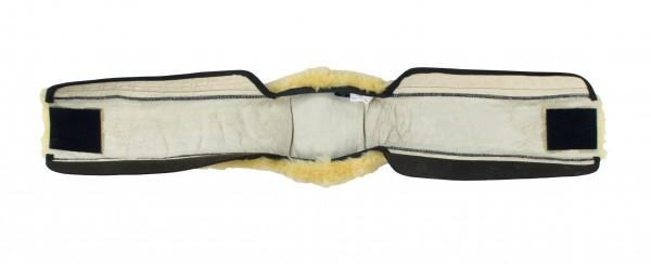 Lammfellbezug für SLIM-LINE Langgurt