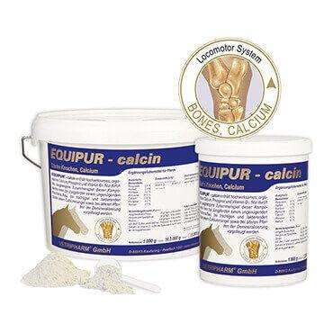 EQUIPUR - calcin für stabile Knochen mit Calcium