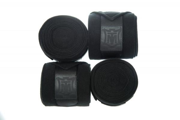 Fleece Bandage Deluxe 20 schwarz