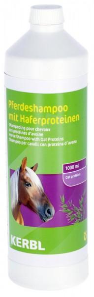 Pferdeshampoo mit Haferproteinen