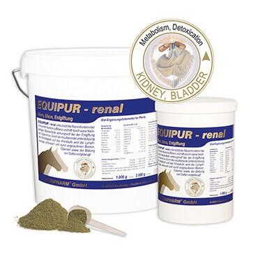 EQUIPUR - renal fördert die Nierenfunktion