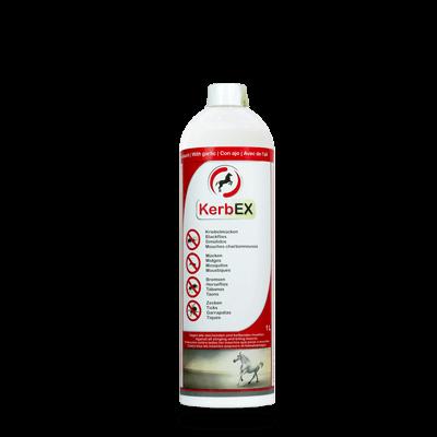 KerbEX rot, mit Knoblauch