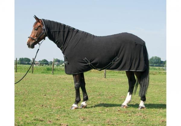 Fleecedecke Deluxe mit Halssteil Harry´s Horse