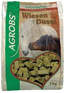Wiesenbussi für die Pferdeklappe