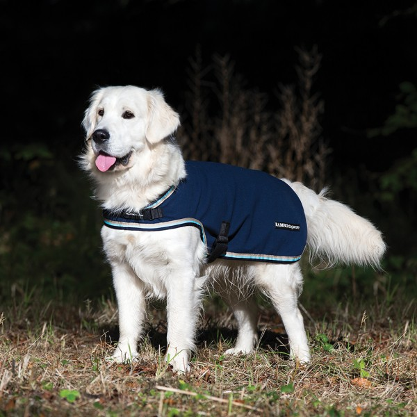 Rambo Waterproof Fleece Dog Rug Horseware